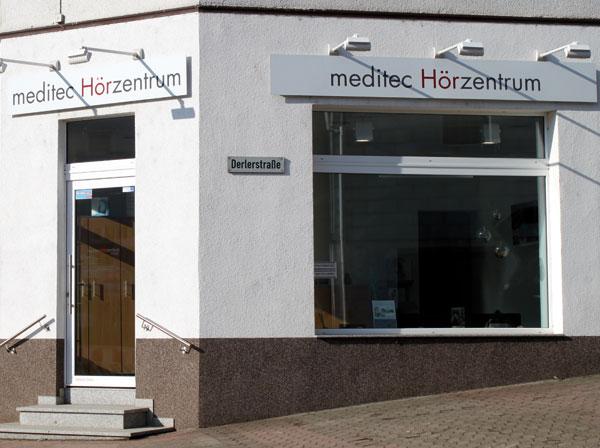 medotec Hörzentrum Püttlingen